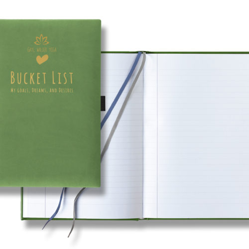 Bucket List – Light Green