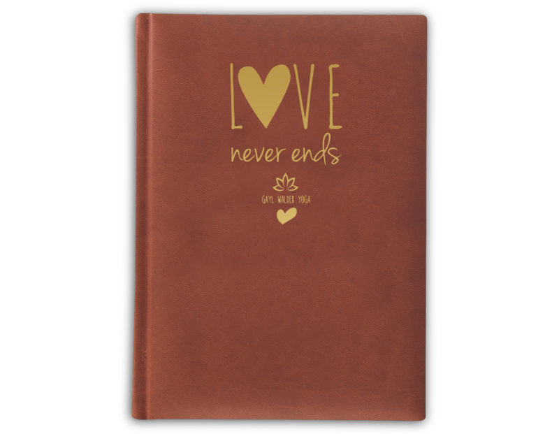 Love Never Ends – Terracotta